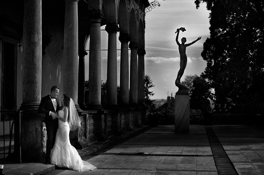 001 1 Plener ślubny w Pradze